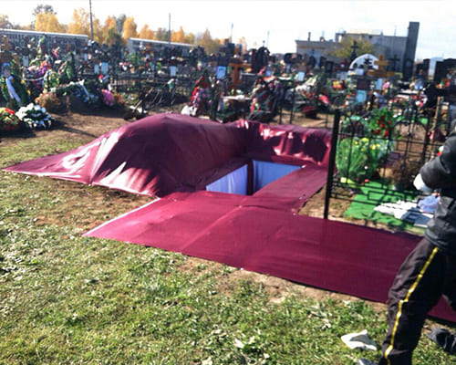 Организация похорон - фото №19