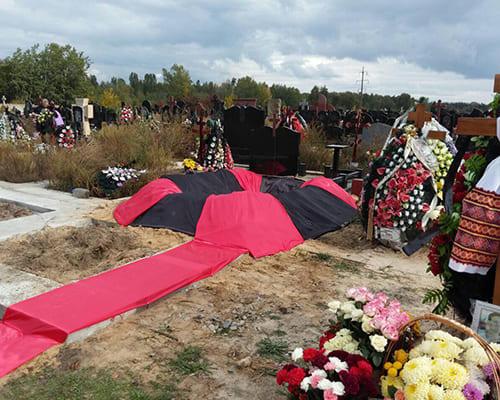 Организация похорон - фото №12